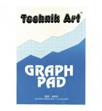 Technik Art Graph Pad 1-10mm A4 XPG1