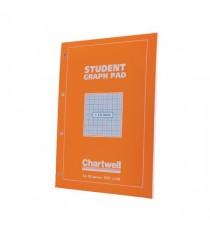 Chartwell Graph Pad A4 1-5-10mm J14B