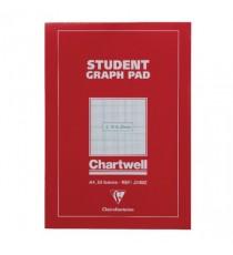 Chartwell Graph Pad A4 2-10-20mm J34B