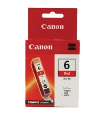 Canon BCI-6R Red Inkjet Cartridge