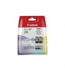 Canon PG-510/CL-511 Ij Cart Mpk Blk/Col