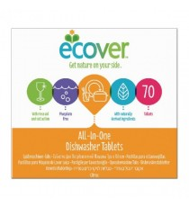 Ecover Dishwash All in One XL Tablets