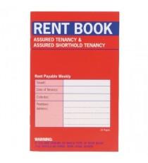 County Assrd Tenancy Rent Book Pk20 C237