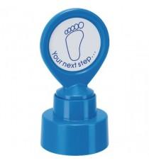 Colop Blue Motiv YOUR NEXT STEP Stamp
