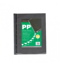Goldline A1 Display Sleeve Pk10 PDSA1Z