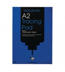 Goldline Tracing Pad Pro A2 90gsm GPT1A2