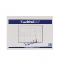 Guildhall Acc Pad Cash 298x406mm GP14