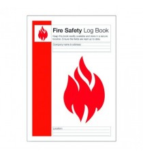 Fire Safety Log Book IVGSFLB
