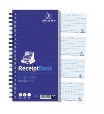 Challenge Receipt Book 200 Pages 280x152