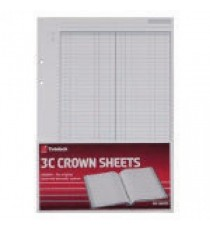 Crown 3C F1 Double Ledger 75841
