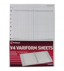 Variform V4 F1 Double Ledger Rfl 75951