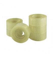 Q-Connect 24mmx33m Easy Tear Tape PK6