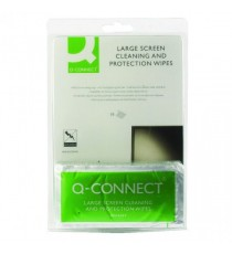 Q-Connect Large Screen/Protection Wipes