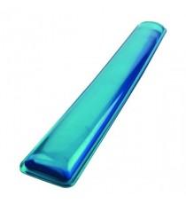 Q-Connect Blue Clear Gel Wrist Rest