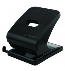 Q-Connect H/Duty Black Hole Punch