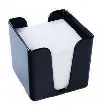 Q-Connect Black Memo Box 90x90