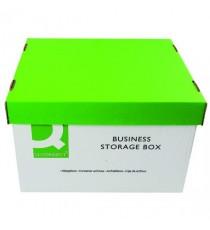 Q-Connect Business Storage Box Pk10