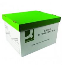 Q-Connect Business EL MegaStore Box Pk10