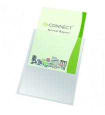 Q-Connect Card Holder Polyprop A4 P100