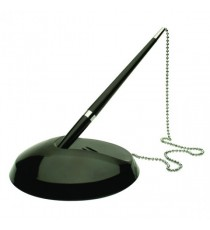 Q-Connect Reception Pen with Chain