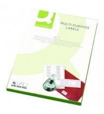 Q-Connect Multipurpose Labels Pk6500