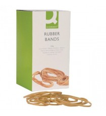 Q-Connect No.34 Rubber Bands 500g Pack