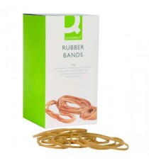 Q-Connect No.38 Rubber Bands 500g Pack