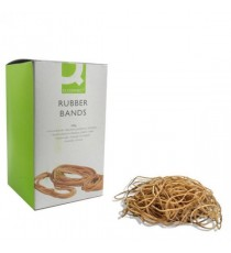 Q-Connect No.64 Rubber Bands 500g Pack