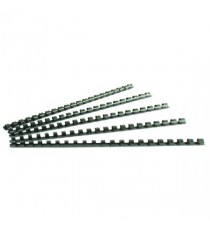 Q-Connect 12mm Black Binding Comb Pk100