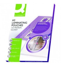 Q-Connect A3 Laminating Pouch 250mc P100