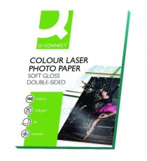 Q-Connect A4 Semi-Gloss Laser Paper
