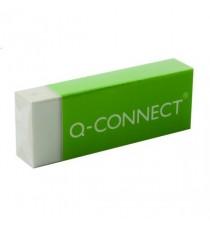 Q-Connect PVC Eraser White Pk20