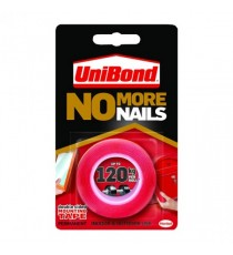UniBond No More Nails 1.5m On A Roll