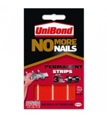 No More Nails Strips Perm Red