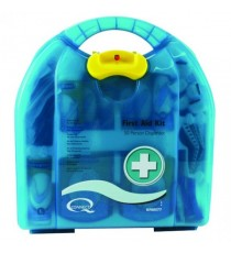 Q-Connect 50 Persn Wall First Aid Kit
