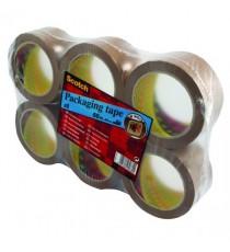 Scotch Tape PVC 50x66 Buff PVC5066F6 B