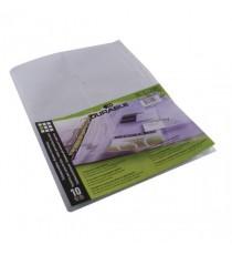 Durable Visifix Card Pocket Refill Pk10
