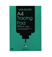 Goldline Tracing A4 Pad 50 Sht GPT3A4