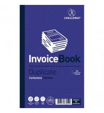 Challenge Inv Book Dupl Single VAT Pk5