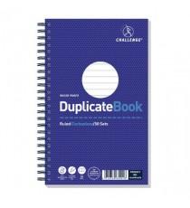 Challenge Duplicate Book 210x130mm Pk5