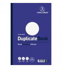 Challenge Duplicate Book 297x195mm Pk3