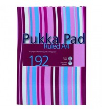 Pukka Casebound Notebook A4 Blu Pk5