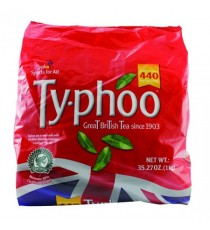 Typhoo One Cup Tea Bag Pk440 CB030