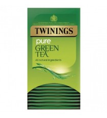 Twinings Pure Green Tea Bags F09542 Pk20