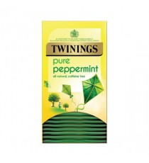 Twinings Pure Peppermint Herbal Tea Pk20