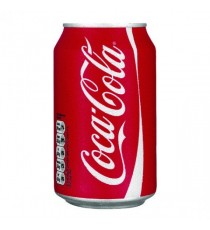 Coca Cola Can 330ml Pk24 0402002