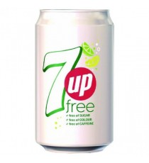 7Up Diet 330ml Can Pk24 3389
