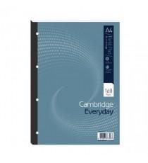 Cambridge Ruled 4 Hole Refill Pad A4 Pk5
