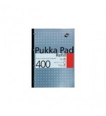 Pukka Side 4 Hole Refill Pad A4 Pk5