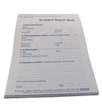 Wallace Cameron A5 Accident Report Book